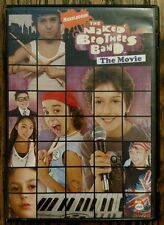 Nickelodeon The Naked Brothers Band - The Movie (DVD, 2007)