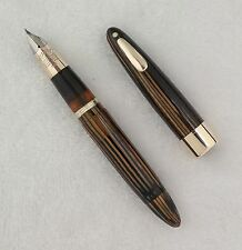 c 1945 Sheaffer Valiant Tuckaway Fountain Pen, Restored