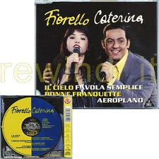 FIORELLO CATERINA RARO CDsingolo 1994 - MAX PEZZALI 883