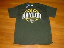 BU  NCAA BAYLOR BEARS     BASKETBALL  T-Shirt NEW  TAGS    sz.... LARGE