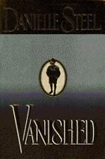 Vanished by Danielle Steel~Romance~Free Shipping~Hardcover & Dust Jacket
