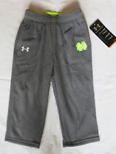 NOTRE DAME FIGHTING IRISH Kinderhose von UNDER ARMOUR (24 Monate / 2 Jahre) NEU