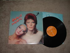 DAVID BOWIE Pin Ups LP ORIGINAL ORANGE label press