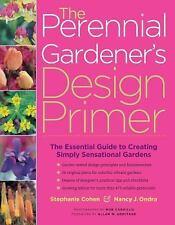 NEW - The Perennial Gardener's Design Primer