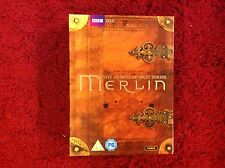 Merlin series 1 DVD