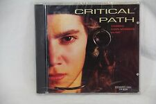 Vintage Pc Game Critical Path PC CD-ROM - Sealed Jewel Case OEM Version