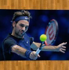 Roger Federer Beach Towel NEW Tennis Wimbledon ATP Champ