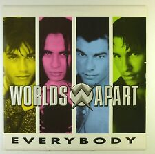 "12"" Maxi - Worlds Apart - Everybody - C1275 - washed & cleaned"