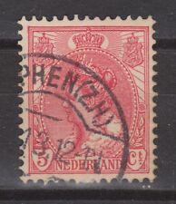NVPH Netherlands Nederland 60 TOP CANCEL ALPHEN (ZH) Wilhelmina 1899-1921