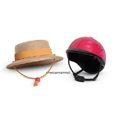 American Girl LE SAIGE PARADE HAT & HELMET Dolls NEW Cowgirl Style Western