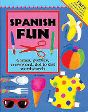 Spanish Fun by Catherine Bruzzone, Lone Morton (Paperback, 2005)