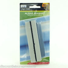 PPI Algae Magnet Aquarium Fish Tank Glass Cleaner - Large 4""