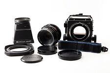 Mamiya RB67 Pro S Medium Format SLR Film Camera with 127mm Lens [Excellent+]