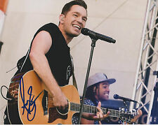 ANDY GRAMMER Honey I'm Good SIGNED 8x10 Photo D