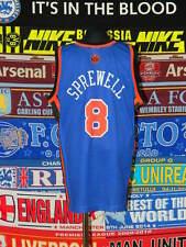 5/5 New York Knicks boys 13/14 years 164cm basketball shirt jersey trikot