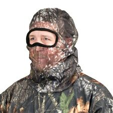 Mossy Oak Hunting Mask - Full Head Mesh - Brake Up Camo - Face Headnet MO-CH-BU