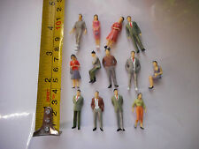 LOT 13 FIGURINES SPECTATEUR 1/43 diorama