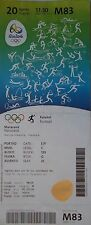TICKET A 20.8.2016 Olympic Games Rio Football Final Mens Brazil - Germany M83