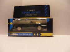 Classic sportscar collection-jaguar e cabriolet-échelle 1/38