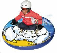 Snow Sledge - Inflatable Uncle Bob's Yeti Fossil Snowtube