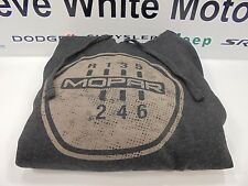 New Dodge Mopar Challenger Hooded Sweatshirt 6 Six Speed Shifter Ball Logo Large