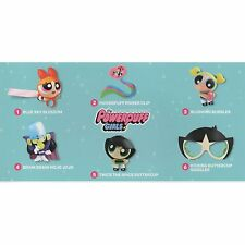 2016 McDonald's The PowerPuff Girls - Girls 3+Yrs - Set of 6 Mint In Package