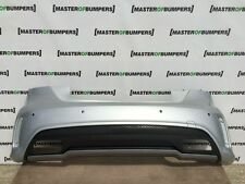 MERCEDES A CLASS AMG A45 2011-2015 REAR BUMPER IN SILVER [E13]