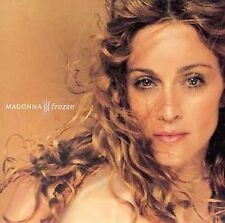Madonna Frozen 4 Tracks. Ex Cond  CD