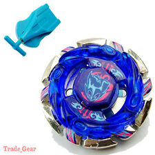 Beyblade PROTEUS POSEIDON BB-P02 Metal Masters Fusion+Single spin Launcher new