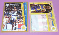 LATRELL SPREWELL GOLDEN STATE WARRIORS FLEER 1992-1993 NBA BASKETBALL CARD