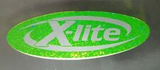 Adesivo Brillante X Lite Moto Scooter 50 Motocross Vinile Stickers Decalcomania!