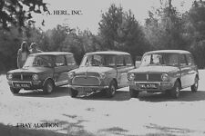 Mini 1275 GT - Mini 1000 - Mini Clubman - 1973 - photograph photo