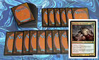 mtg RED GREEN GRUUL DECK ruric thar clan defiance Magic the Gathering rare cards