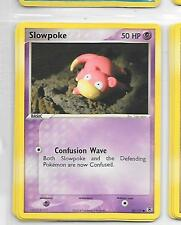 SLOWPOKE - 80/112 - Pokemon - Ex Fire Red Leaf Green - NM - Buy more and save!