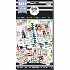 Create 365 The Happy Planner mamBi Value Pack Stickers PLANNER BASICS PPSV-01