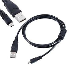 USB DC Charger Data SYNC Cable Cord For Panasonic Lumix DMC-ZS30 DMC-TZ40 Camera