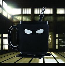 Novelty Ninja Mug Coffee Tea Cup - KungFu Great Unusual Gift UK SELLER