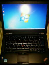 "PC NOTEBOOK PORTATILE LAPTOP LENOVO IBM T420 14""  I5 2520M  4GB 320 GB HD"