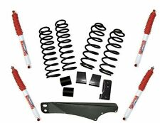 "Skyjacker® 2.5"" Sport Lift Kit with Hydro Shocks 07-16 Jeep Wrangler JKU 4 Door"