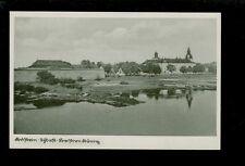 AK Küstrin Schloss-Bastion König 1940