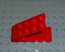 LEGO - Hinge Plate 2 x 5 - Complete Assembly, RED x 1 (3149c01) B233