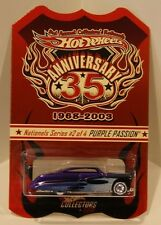 2003 Hot Wheels 3rd Nationals/Convention Purple Passion Purple Over Black RR