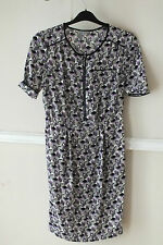 Ladies M & S Dress - Mixed colours - Size 8  New £30.00 Free P & P