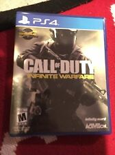 Call Of Duty Infinite Warfare PS4 Complete Used