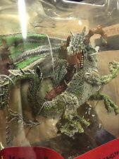 McFarlanes Dragons Series 7 WARRIOR DRAGON Action Figure NEVER OPENED