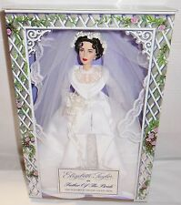 NRFB BARBIE ~ MATTEL ELIZABETH TAYLOR FATHER OF THE BRIDE CELEBRITY WEDDING DOLL