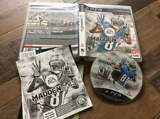 Madden NFL 13 (Sony PlayStation 3, 2012) Used Free US Shipping