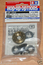 Tamiya 54412 R/C 4x4 Vehicle Slipper Clutch Set (Bruiser/Mountain Rider), NIP