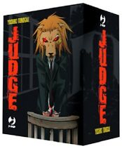 JUDGE 1 - 2 - 3 - 4 - 5 - 6 - YOSHIKI TONOGAI - COLLECTOR'S  BOX - J-POP MANGA
