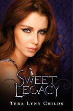 Sweet Legacy (Sweet Venom), Childs, Tera Lynn, Good Condition, Book